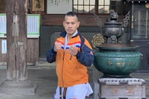 Patrick Stegenga haalt vierde dan in Japan